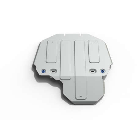 Land Rover Discovery III/IV L319 Cover under the gearbox - Aluminium