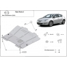 Opel Astra i (cover under the engine) 1.3D, 1.4, 1.6, 1.8, 1.9D, 2.0 - Metal sheet