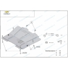 Opel Insingnia (cover under the engine) 1.3D, 1.4, 1.6, 1.8, 1.9D, 2.0 - Metal sheet