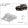 Dacia Duster (cover under the engine) - Metal sheet