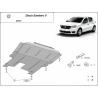 Dacia Sandero (cover under the engine) 1.2, 1.4, 1.5 TDci - Metal sheet