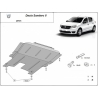 Dacia Lodgy (cover under the engine) 1.2, 1.4, 1.5 TDci - Metal sheet