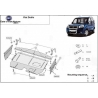 Fiat Doblo (cover under the engine) 1.3, 1.6, 1.9TDi - Metal sheet