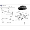Fiat Punto (cover under the engine) 1,3 - Metal sheet