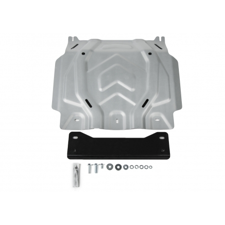 Mitsubishi Pajero Sport QE 2,4 | 3,0 Cover under the engine - Aluminium