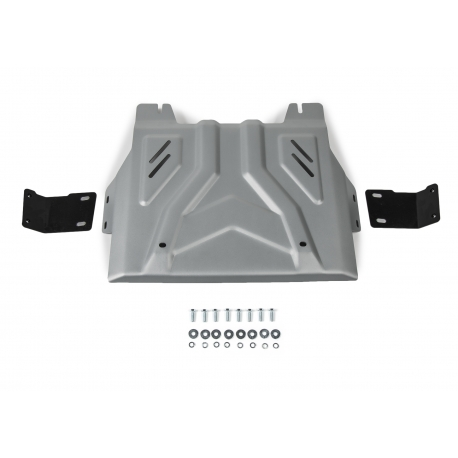 Mitsubishi Pajero Sport QE 2,4 | 3,0 Gearbox cover - Aluminium