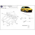 Fiat Grande Punto kryt pod motor 1,2 8V, 1,4 8V, 1,4 16V - Plech