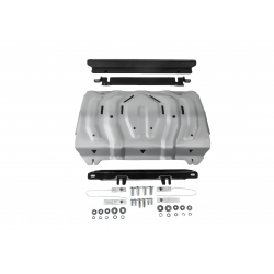 Mitsubishi L200 / Triton KL 2,4D | 2,2D Cover the cooler - Aluminium