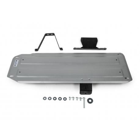 Mitsubishi L200 / Triton KAOT 2,5TD Cover the tank - Aluminium