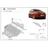 Ford Fiesta (cover under the engine) 1.3, 1.4, 1.6 - Metal sheet