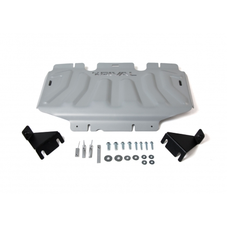 Nissan Pathfinder R51 2,5 | 2,5D V6 | 3,0 Cover the cooler - Aluminium