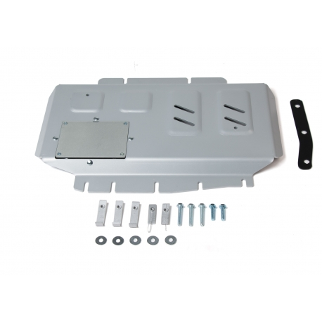 Nissan Pathfinder R51 2,5 | 2,5D V6 | 3,0 Cover under the engine - Aluminium