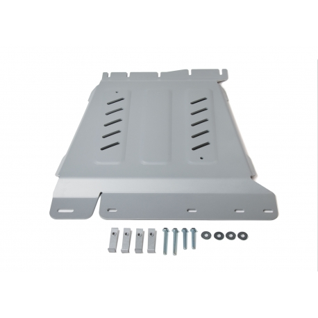 Nissan Pathfinder R51 2,5 | 2,5D V6 | 3,0 Cover under the gearbox - Aluminium