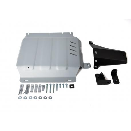 Nissan Pathfinder R51 2,5 | 2,5D V6 | 3,0 Gearbox cover - Aluminium