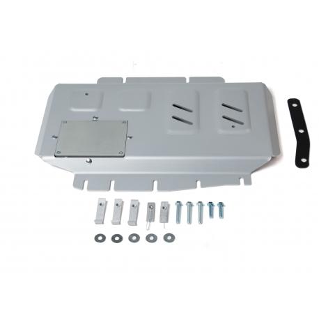 Nissan Pathfinder R51 2,5 | 2,5D V6 | 3,0 Cover under the engine - Aluminium