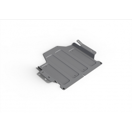 Nissan Patrol Y61 3,0 | 4,8 Cover under the gearbox - Aluminium