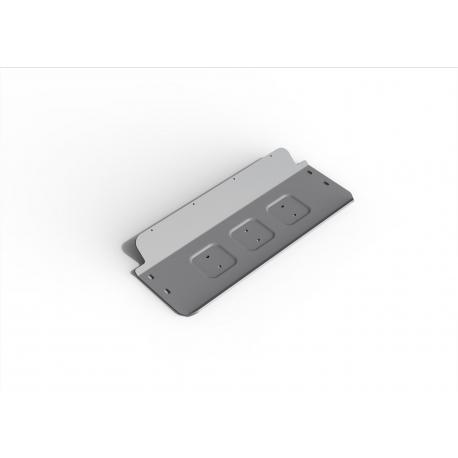 Nissan Patrol Y61 3,0 | 4,8 set of covers - Aluminium