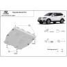 Hyundai Santa Fe II (cover under the engine) 2.0, 2.2, 2.7, CRDi (4x4) - Metal sheet