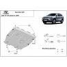 Hyundai ix55 (cover under the engine) 2.0CRDi, 2.0Mpi, 2WD, 4WD - Metal sheet