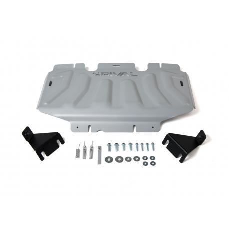 Nissan Navara D23 2,5D   2,3D Cover the cooler - Aluminium