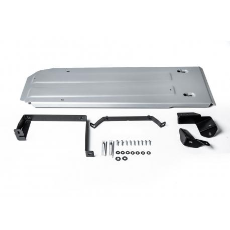 Nissan Navara D40 2,5 | 2,5TD V6 | 3,0 | 4,0 Cover the tank - Aluminium