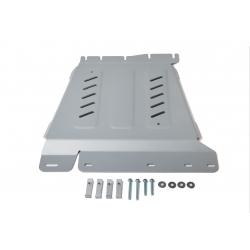 Nissan Navara D40 2,5D   3,0 Cover under the gearbox - Aluminium