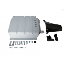 Nissan Frontier D40 4 Gearbox cover - Aluminium