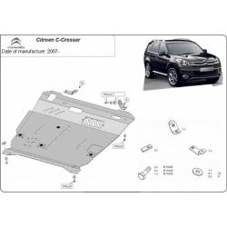 Citroen C-Crosser (cover under the engine) 2.2D - Metal sheet