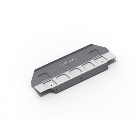 Toyota Hilux Executive/Rocco/Invincible 4WD 2,8 | 2,4 Bumper cover - Aluminium