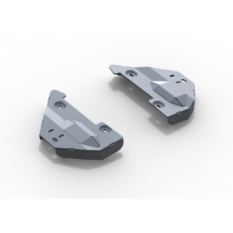 Toyota Hilux Executive/Rocco/Invincible 4WD 2,8 | 2,4 Front arm cover - Aluminium