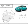 Nissan Note (cover under the engine) 1.6, 1.8 - Metal sheet