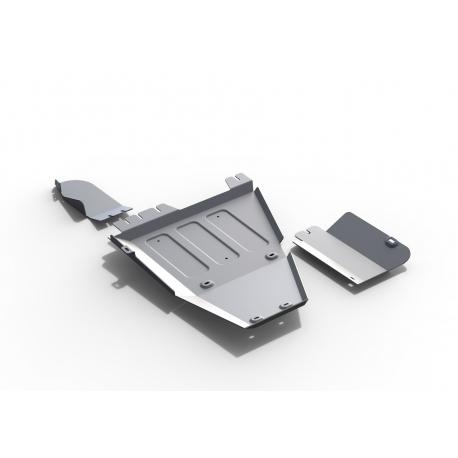 Toyota Hilux Executive/Rocco/Invincible 4WD 2,4 Gearbox cover, adbllue a oxygen senzoru - Aluminium