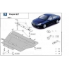 Peugeot 607 (cover under the engine) 2.0HDi, 2.2HDi, 2.7HDi, 3.0TD - Metal sheet