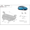 Citroen Picasso (cover under the engine) 1.4, 1.6, 1.6HDI, 1.8, 2.0, 2.0HDI - Metal sheet
