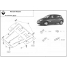 Renault Megane (cover under the engine) D - Metal sheet