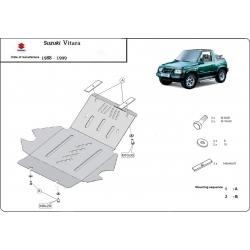 Suzuki Vitara (cover under the engine) - Metal sheet