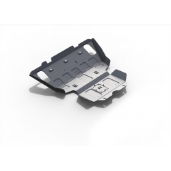 Toyota Hilux Vigo 2,5TD | 3,0TD | 2,7 set of covers - Aluminium