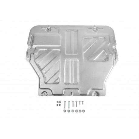 Volkswagen T6.1 2,0 (110hp) Cover under the engine and gearbox - Aluminium