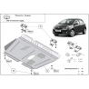 Toyota Yaris I (cover under the engine) - Metal sheet