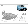 VW Transporter T4 (cover under the engine) 2.0, 2.4, 2.5, 2.8TDi - Metal sheet