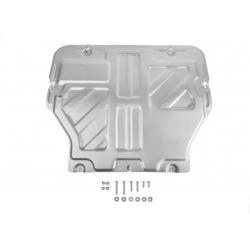 Volkswagen T5 Caravelle / Multivan / Transporter EURO 5 set of covers - Aluminium