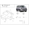 VW Caravell T5 (cover under the engine) 1.9TDi, 2.0i, 2.5TDi, 3.2 - Metal sheet