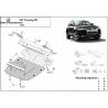VW Touareg R5 (cover under the engine) 2.5TDI, 3.0TDi, 3.2 V6 - Metal sheet