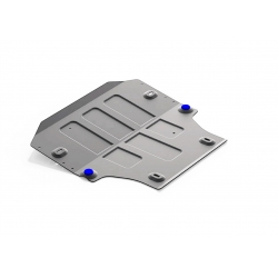 Volkswagen Crafter 2WD 311CDI | 315CDI set of covers - Aluminium