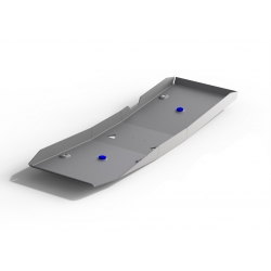 Volkswagen Crafter 4WD 3,0TD Cover the tank - Aluminium