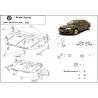 Skoda SuperB B (cover under the engine) 1.8, 1.9TDi - Metal sheet