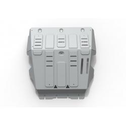 Volkswagen Amarok facelift 3.0 V6 Engine cover and radiator - Aluminium