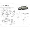 VW Passat B5, B6 (cover under the engine) 1.8, 1.9Pd, TDi - Metal sheet