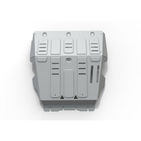 Volkswagen Amarok facelift 3.0 V6 set of covers - Aluminium