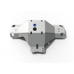 Volkswagen Amarok 2.0TDI Differential cover - Aluminium